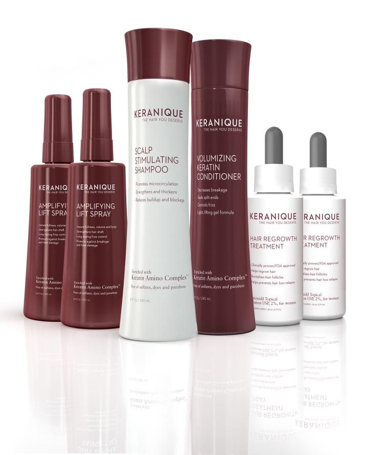 Keranique Shampoo & Conditioner